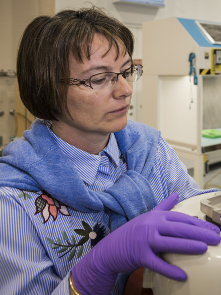 Profile photo of Associate Professor Céline D'Orgeville