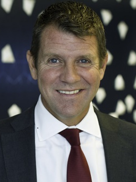 Photo of Mr Mike Baird