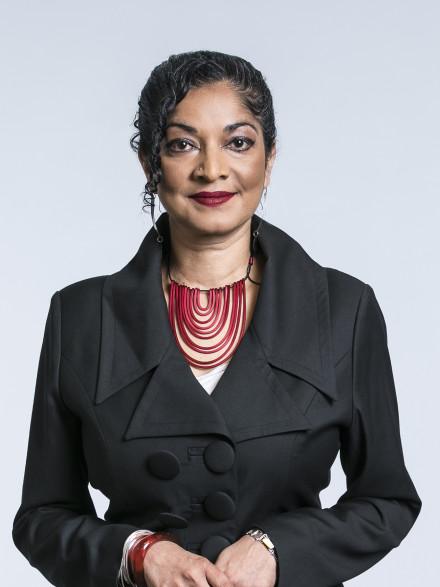 Ms Padma Raman PSM