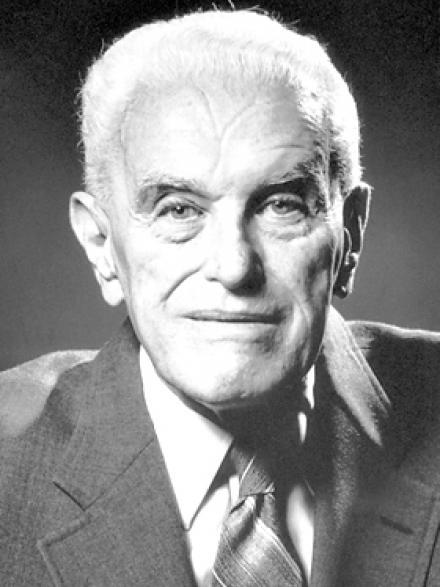 Professor John Harsanyi