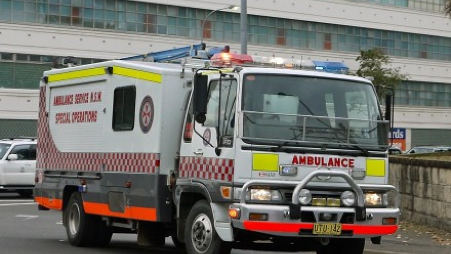 Photo by Ambulance Service NSW Special Operations Hino on flickr.