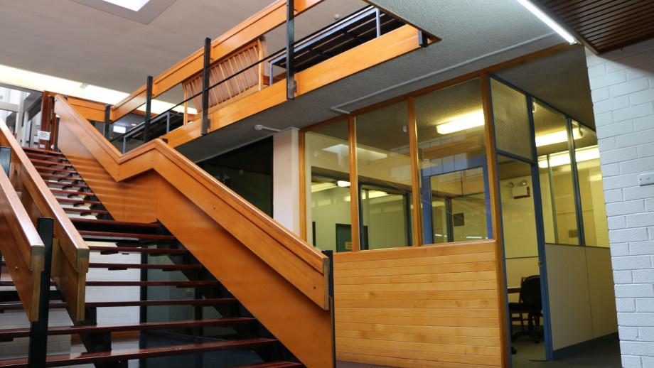 Burton & Garran stairs