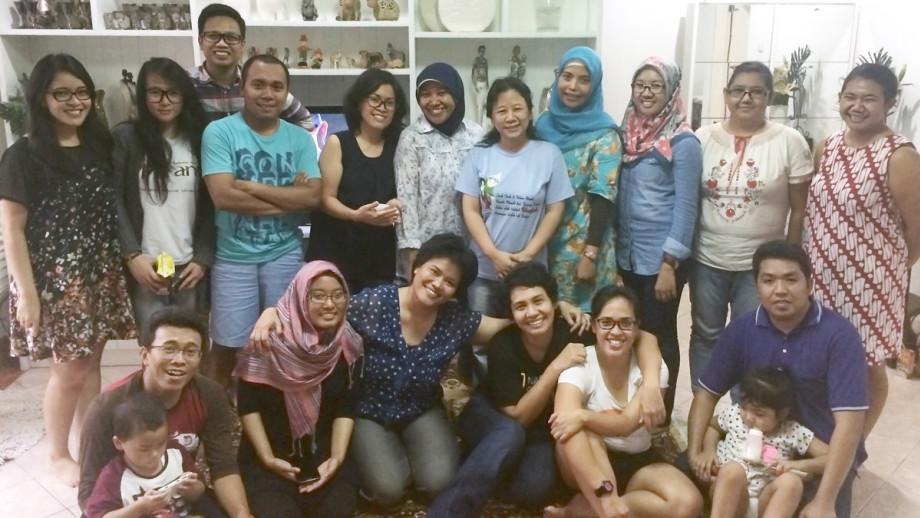 Indonesia Alumni informal meeting