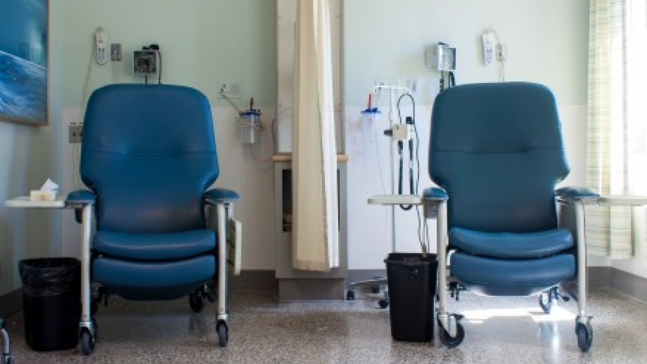 Photo of operating chairs in hospital
