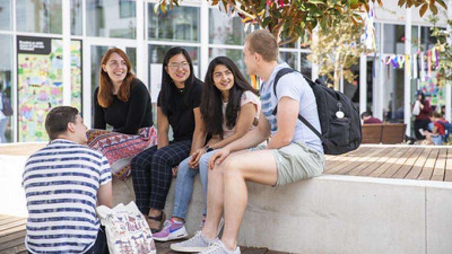 ANU International Student Week 11-15 October