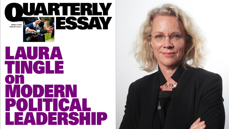 Laura Tingle in conversation with Fleur Anderson - ANU
