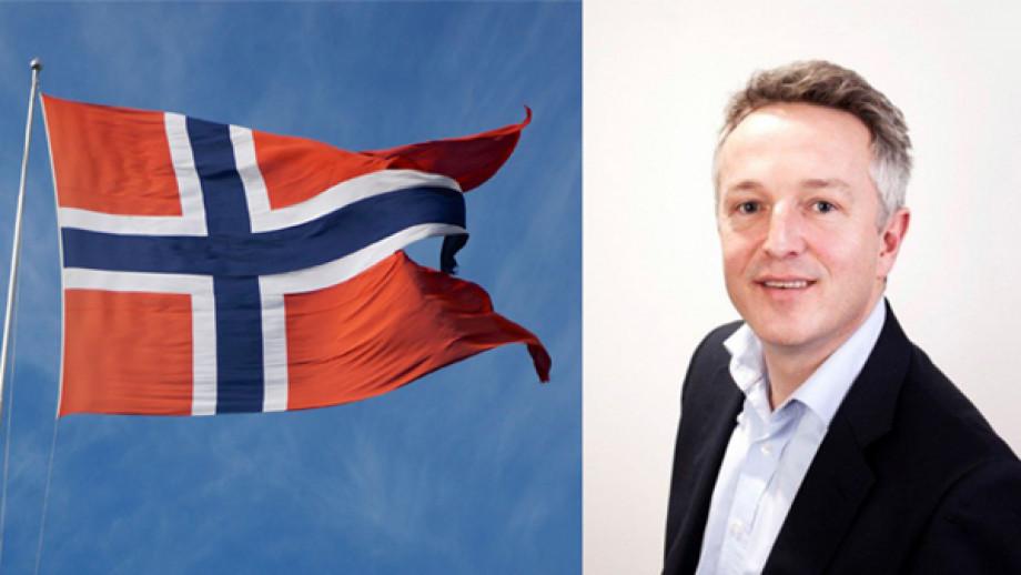 Photo of Prof. Ulf Sverdrup