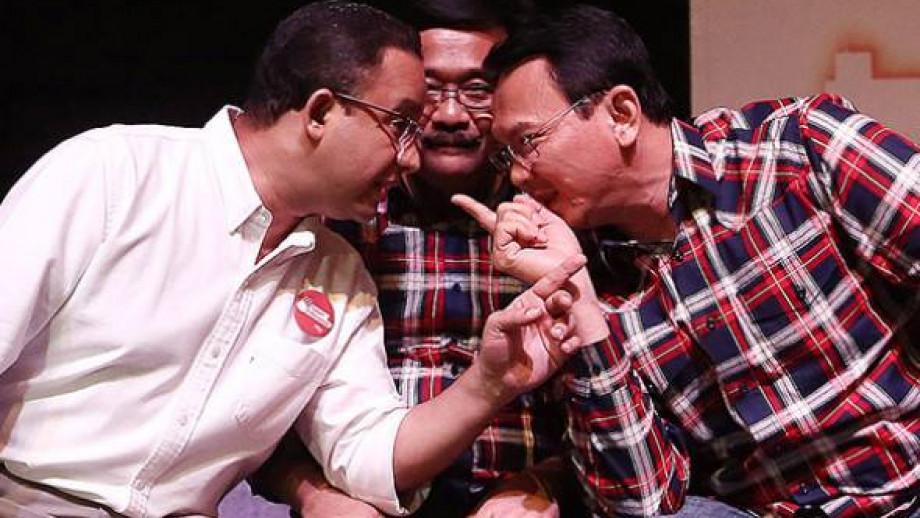 The Jakarta Election was fought between Anies Baswedan and Basuki Tjahaja Purnama