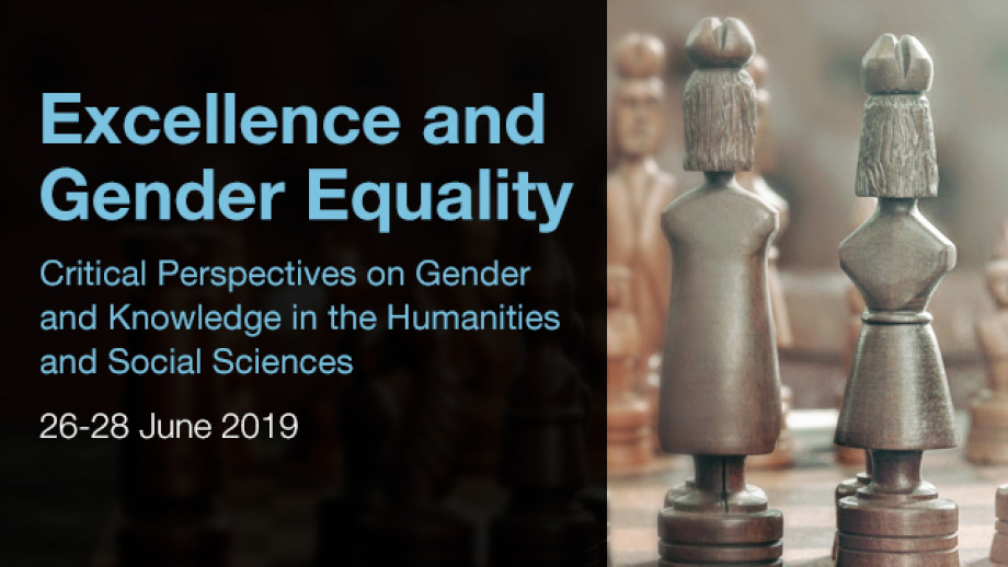 Knowledge Equality >> Excellence And Gender Equality Critical Perspectives On Gender And