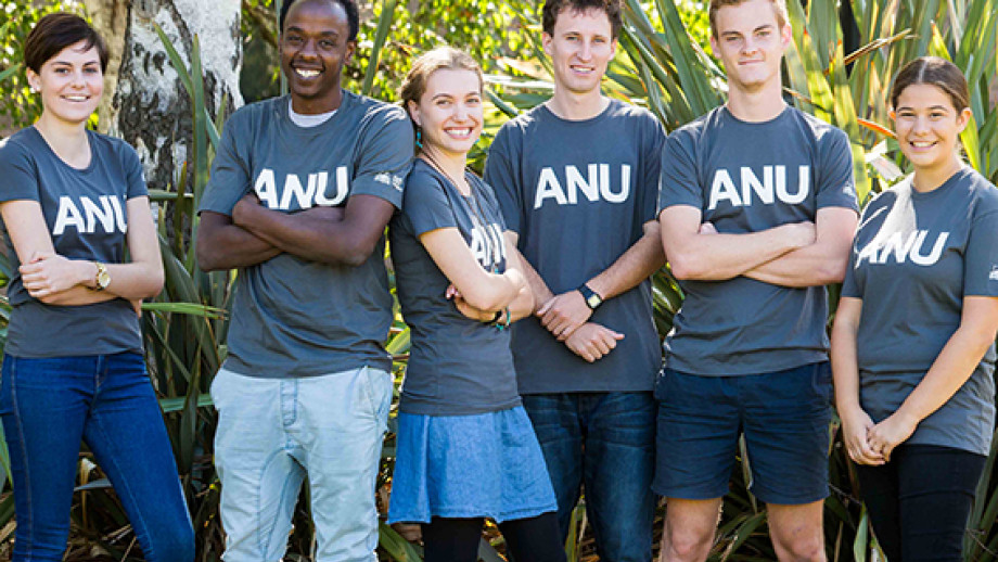 ANU Student Ambassadors ready to share their experiences with prospective students and the community