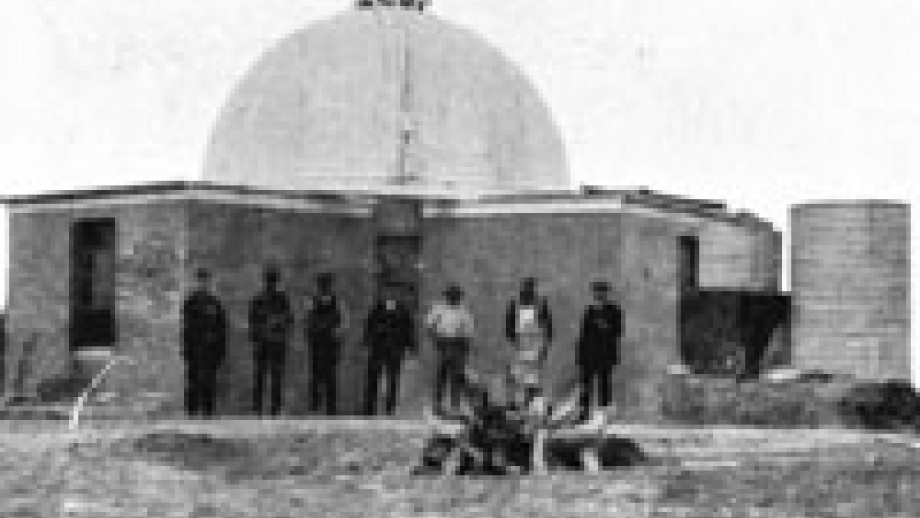 Oddie Dome, 1911 (National Archives of Australia)