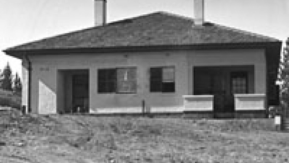 House 19, Mt Stromlo (National Archives of Australia)