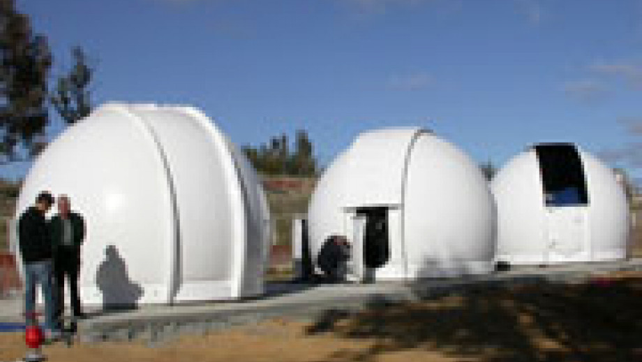 Outreach Telescopes (Mt Stromlo Archives