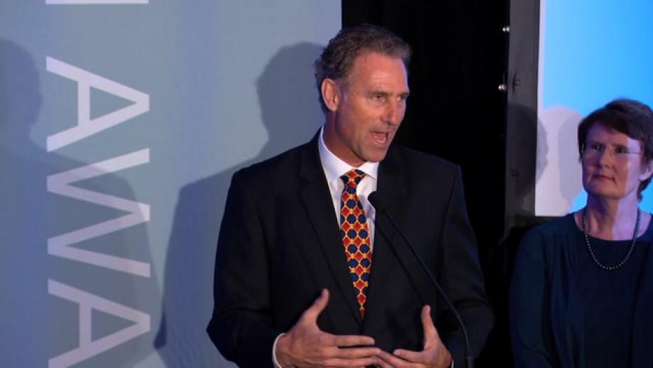 Alumnus of the Year - Innovation and Entrepreneurship - Simon Anderson