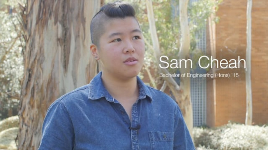 Sam Cheah - Alumni Spotlight