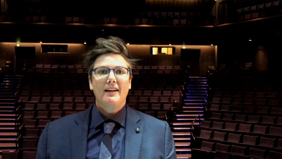 Hannah Gadsby - 2019 International Alumna of the Year