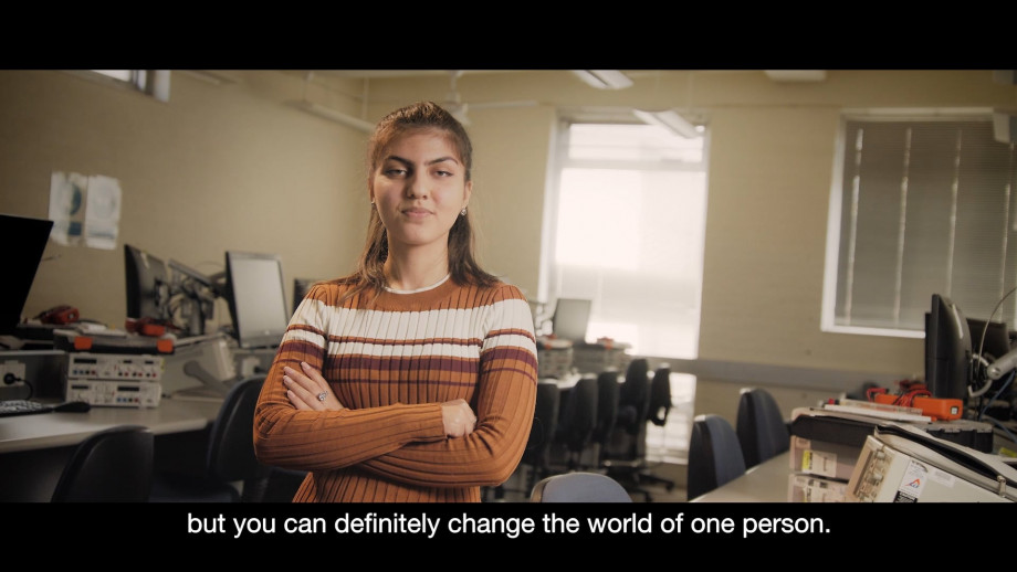 Support Australia's Students: Sonesh's Story