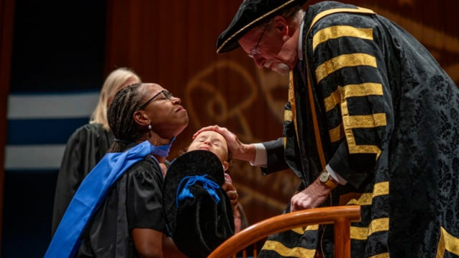 2021ANU International Alumna of the Year - Dr Veronica Fynn Bruey