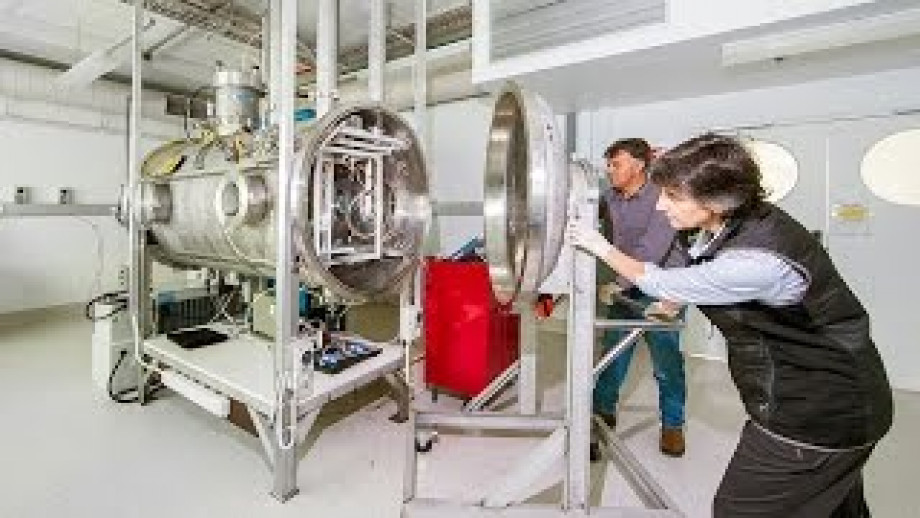 A passion for plasma research