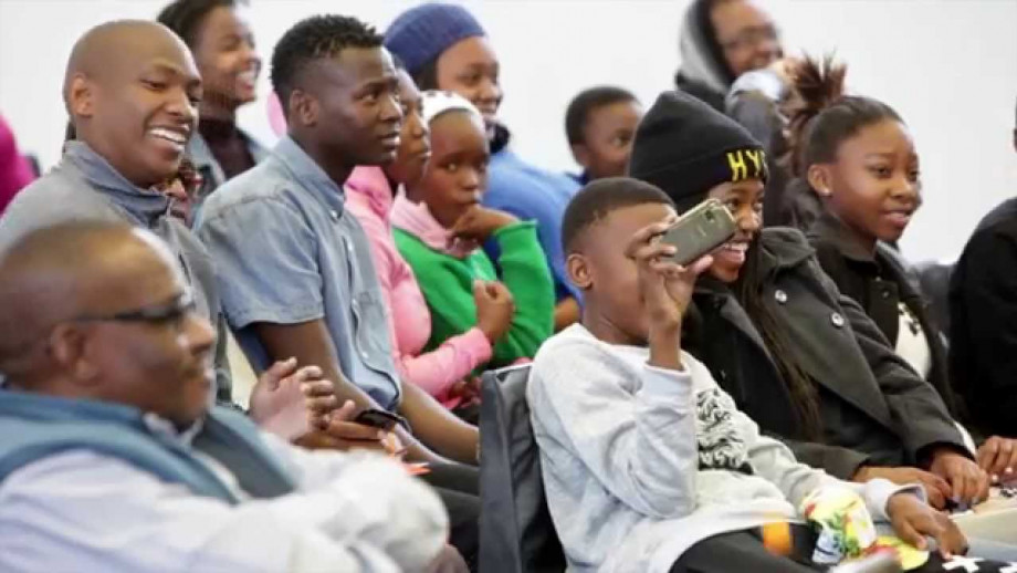 Science circus helps inspire and enable Africa