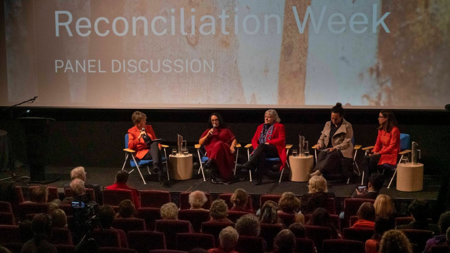 2021 National Reconciliation Week panel discussion
