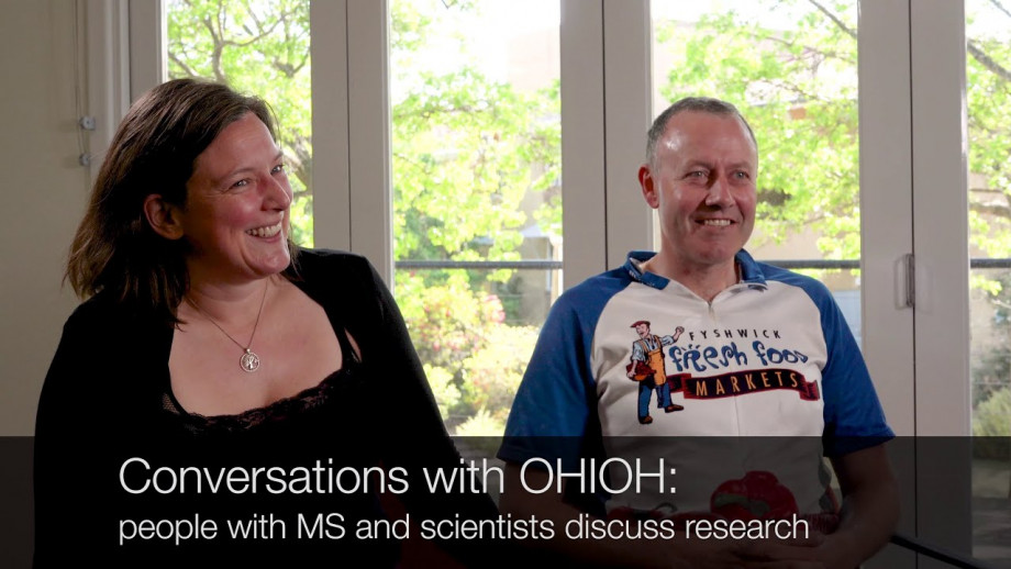 Conversations with OHIOH: people with MS and scientists discuss research
