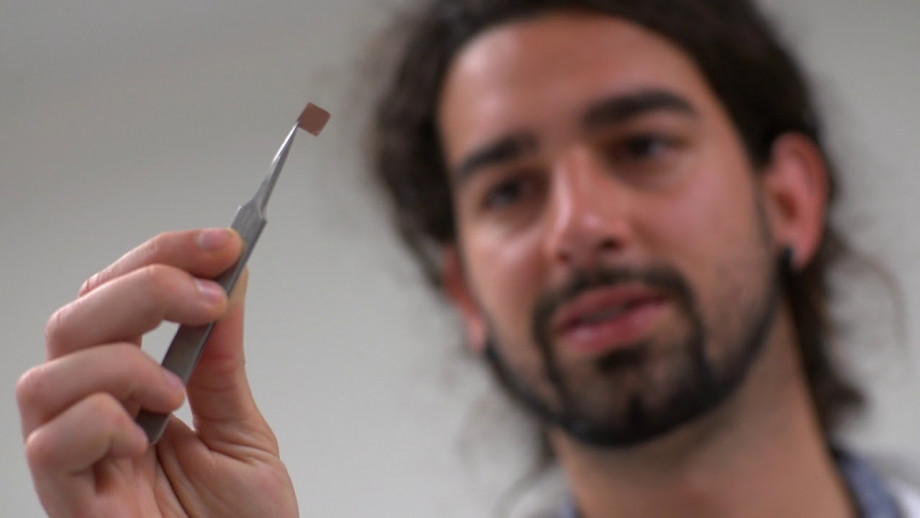 New sensors open door to wearable medical diagnostic device