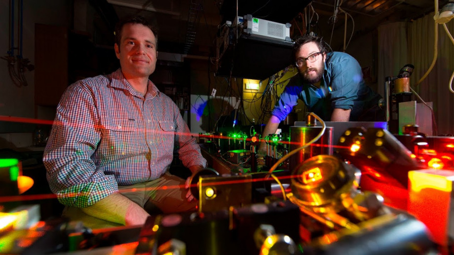 ANU Physicists design a device inspired by sonic screwdriver