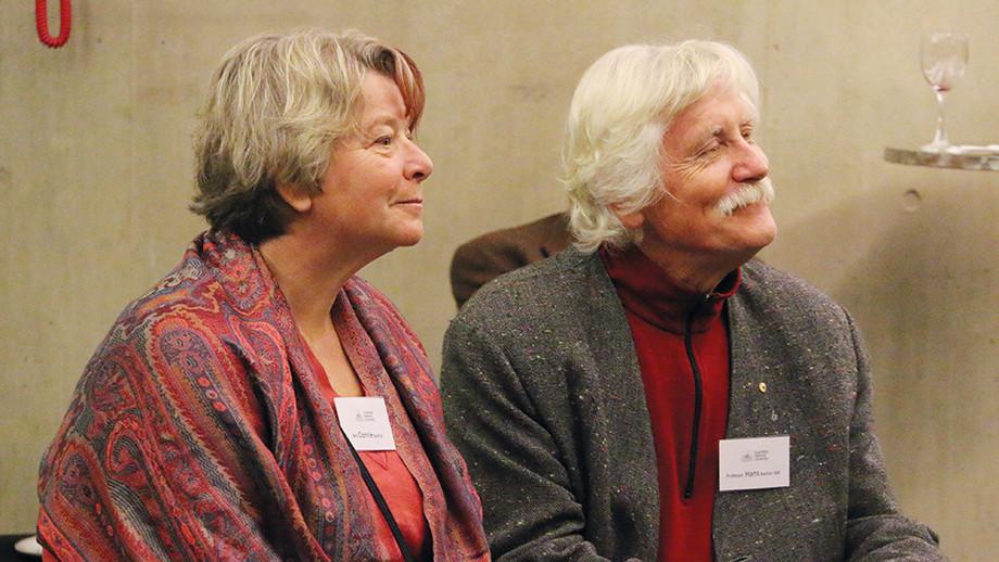Connie and Hans-Albert Bachor
