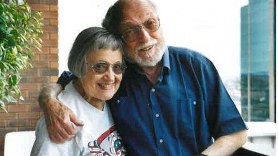 Herbert and Valmae Freilich