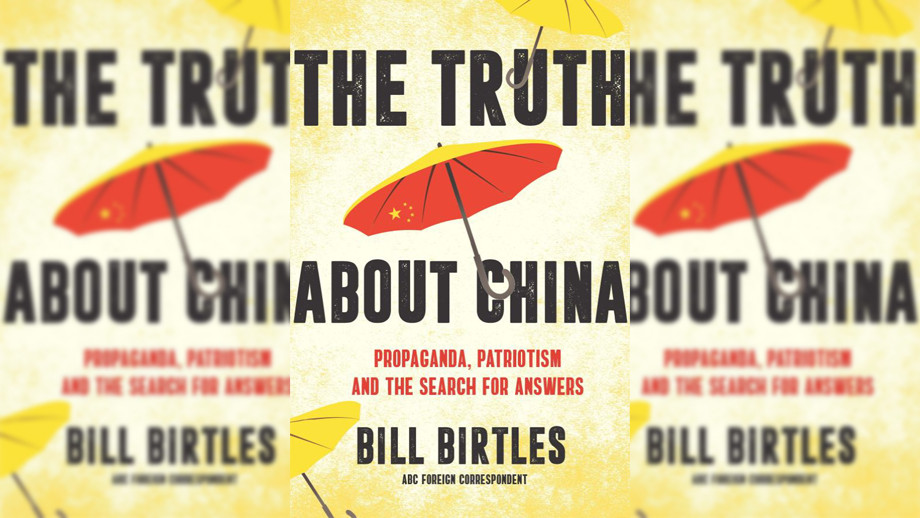Book Cover: The Truth about China