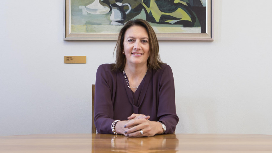 ANU Pro-Chancellor, Ms Naomi Flutter. Photo: David Paterson
