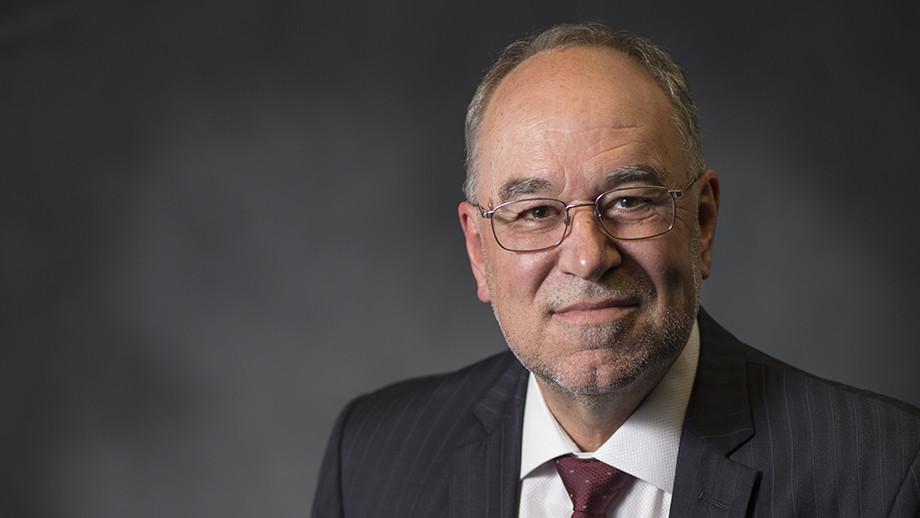 Professor Mike Calford.