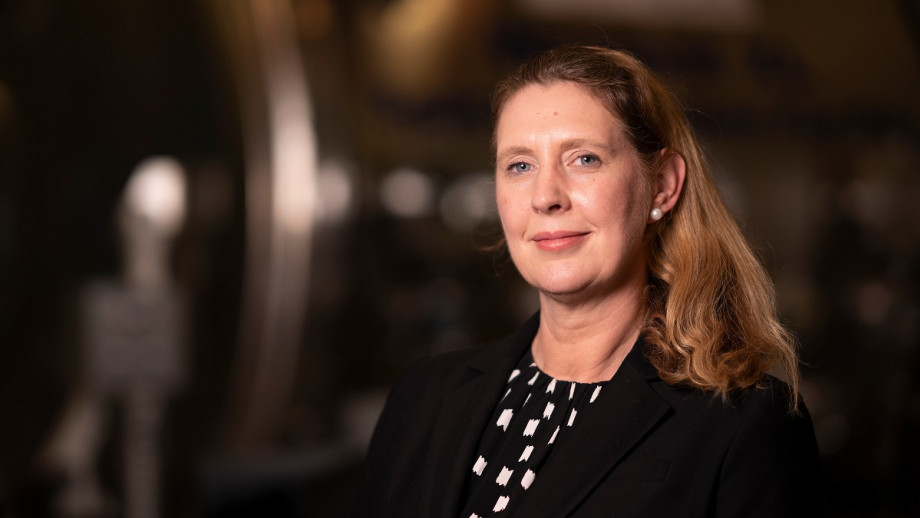 Director of the ANU Institute for Space, Professor Anna Moore, says the funding will help Australian companies reach for the stars. Photo: ANU