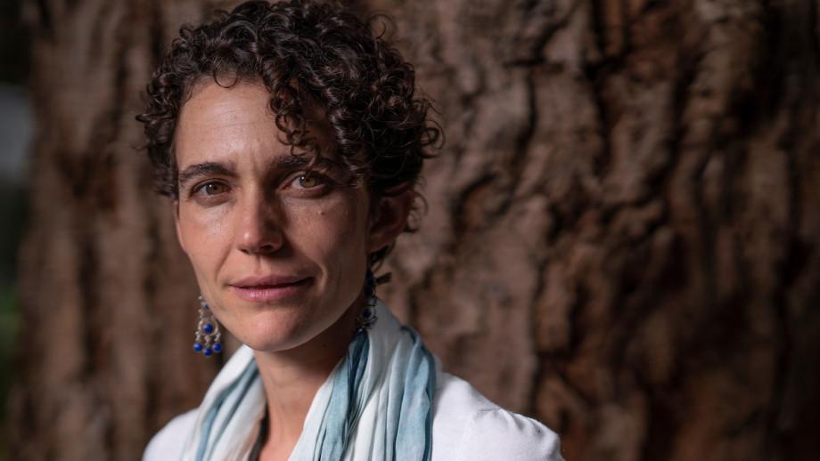Dr Marta Yebra. Image credit: Lannon Harley, ANU