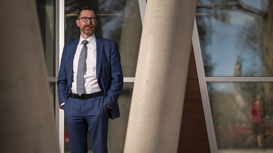 Professor Rory Medcalf is the Head of the ANU National Security College.
