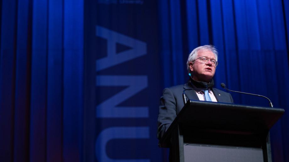 ANU Vice-Chancellor Professor Brian Schmidt. Photo: Lannon Harley/ANU
