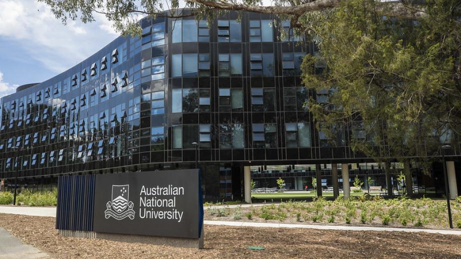 الدراسة في أستراليا، جامعة استراليا الوطنية (The Australian National University)