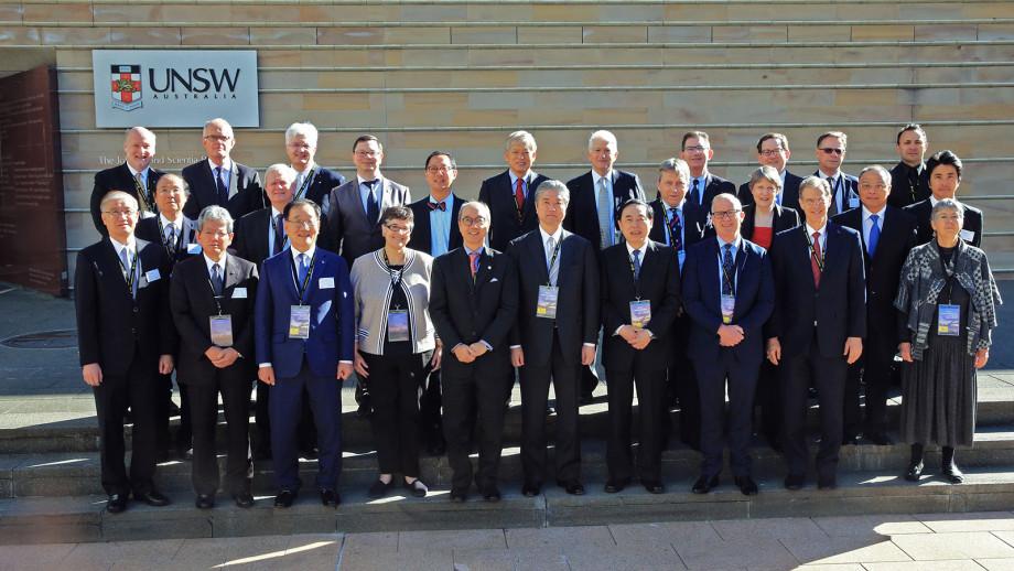 Association of Pacific Rim Universities (APRU) Presidents
