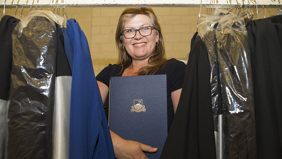The Honourable Kate Lundy. Photo by Stuart Hay, ANU.
