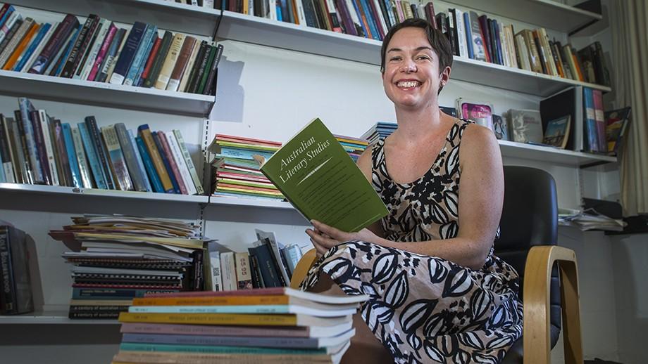 Dr Julieanne Lamond. Image: Stuart Hay, ANU.