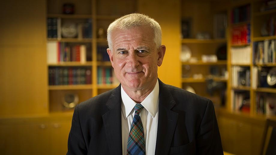 Professor Malcolm Gillies. Photo by Stuart Hay.