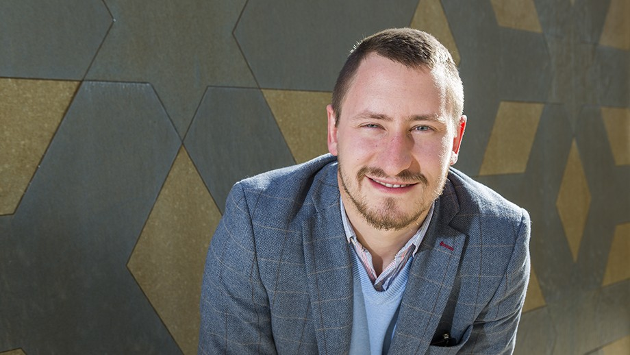 ANU graduate William Bullock Jenkins has won a scholarship to study at the University of Leipzig in Germany and the London School of Economics.