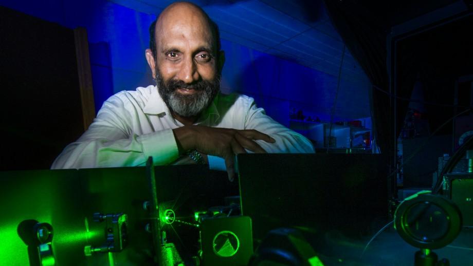 Professor Jagadish. Image Stuart Hay, ANU