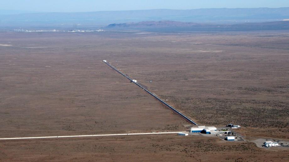LIGO Hanford lab: Image LIGO