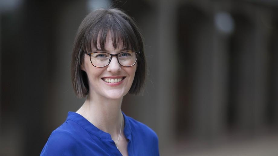 2017 ANU Westpac Research Fellow Dr Amy King. Photo by Stuart Hay, ANU.