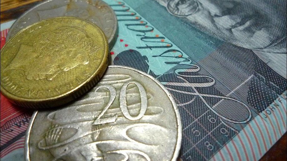 Australian money. Image by Martin Howard on flickr.