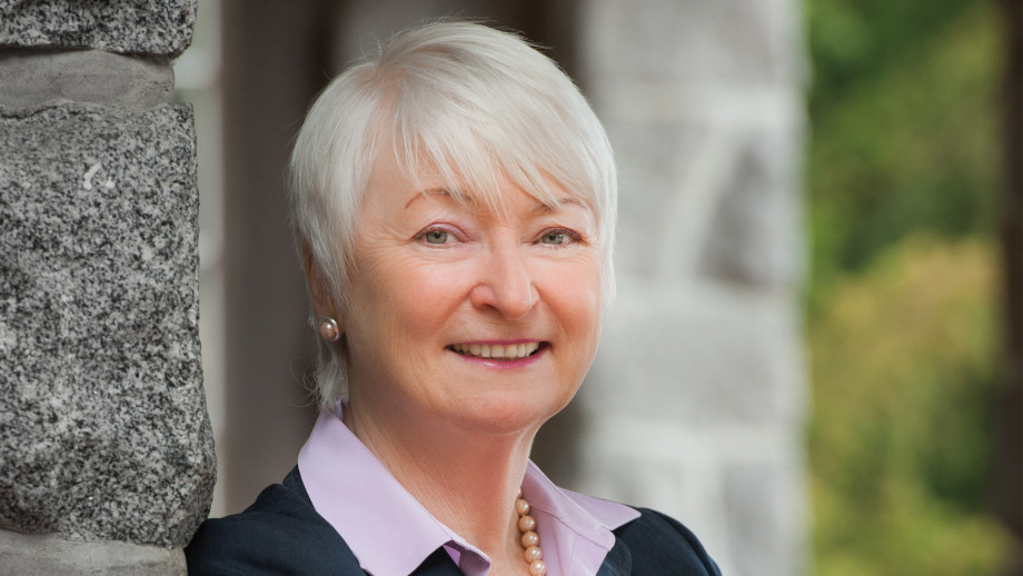 Barbara Miles has been appointed the first Vice-President, Advancement for ANU. Image: Supplied.