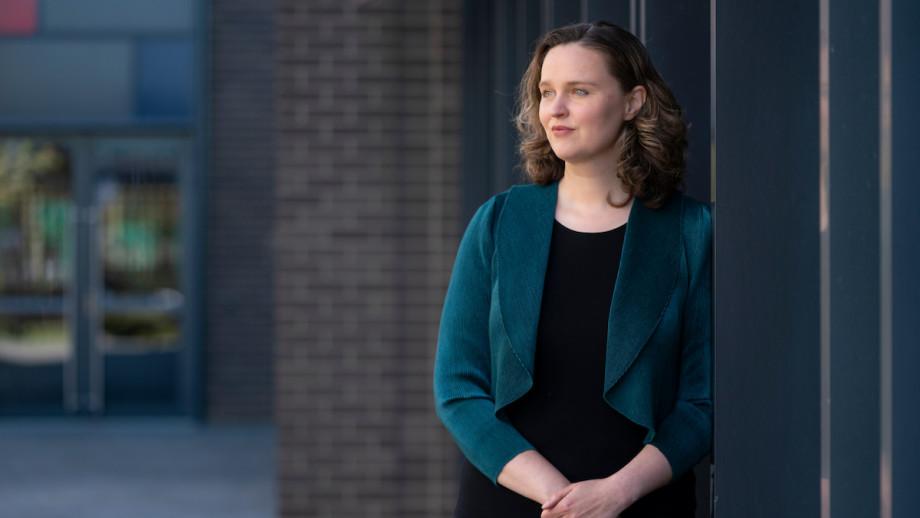 Professor Anthea Roberts has identified six main narratives that define current debates and ideas about economic globalisation. Photo: Jamie Kidston/ANU