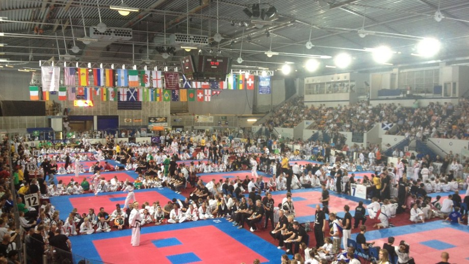 World Taekwon-Do Championships Arena